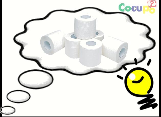quien invento el papel higienico