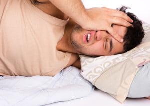 que pasa si duermes mal