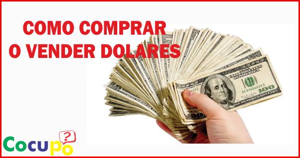comprar y vender dolares