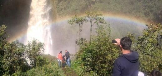 Imagen del arco iris