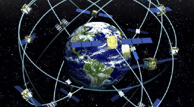 Sistema de Posicionamiento Global por medio de satelites