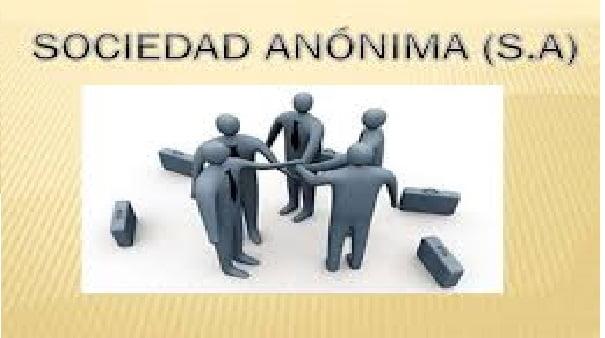 Sociedad Anonima