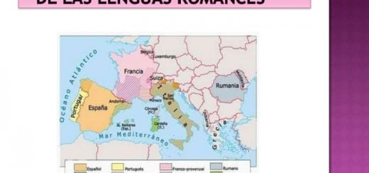 lenguas Romances