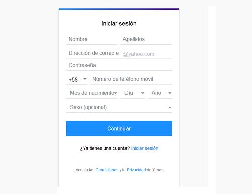 Cómo abrir un correo Yahoo!