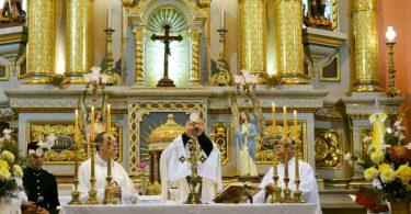 la santa misa