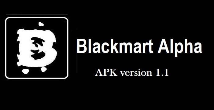 Blackmart Alpha 1