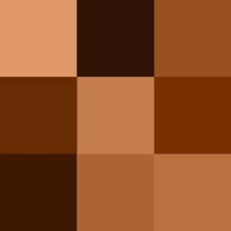 como se hace el color cafe
