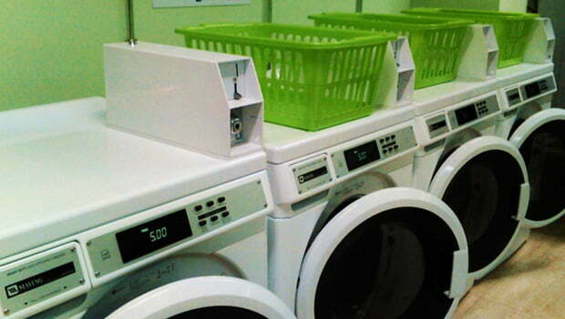 Lavanderia ecológica