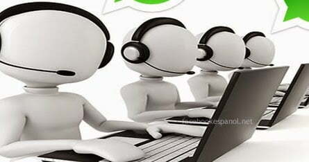 whatsapp call center