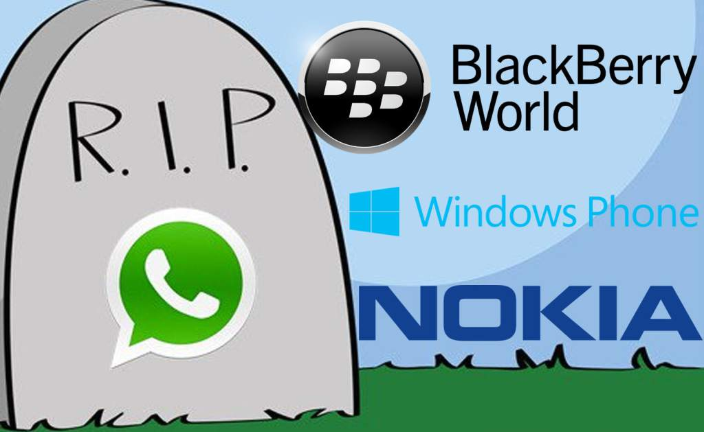 whatsapp no funciona en blackberry