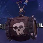 Barril de esqueletos clash royale