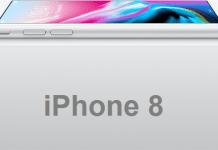 caja del iphone 8