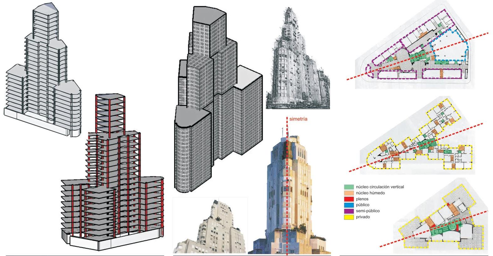 diseño de rascacielos