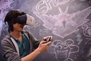 realidad virtual en juegos