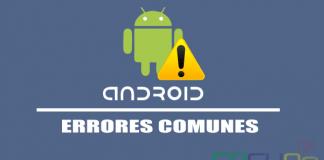 fallas en android