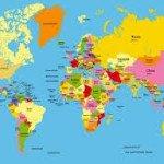 Division politica del mundo