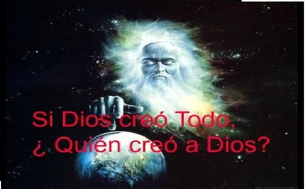 Quien creo a Dios