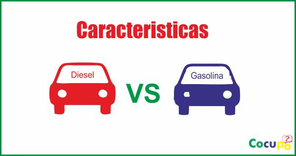 motores diesel vs gasolina