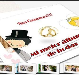 Los mejores consejos para elegir las fotos para un album de boda