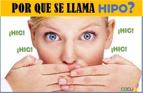 Por que se llama hipo