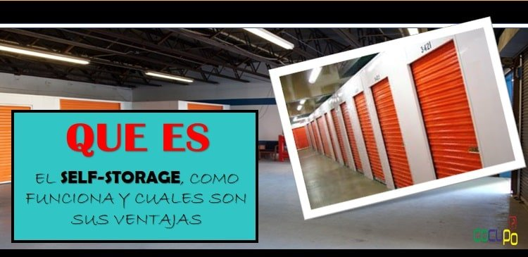 Que es el Self-storage