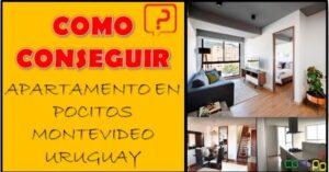Como conseguir un bonito apartamento en Pocitos Montevideo Uruguay