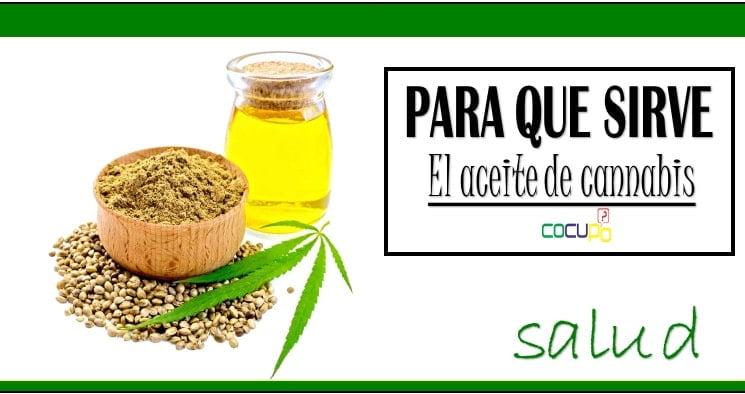 Para que enfermedades sirve el aceite de cannabis