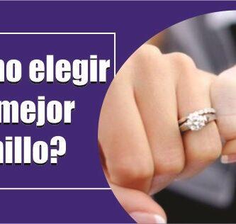 como elegir un anillo